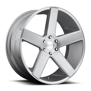 Baller Brushed Silver A1 3001