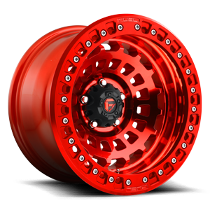 ZEPHYR 17x9 CANDY RED A1 MOCK RING 300 3708