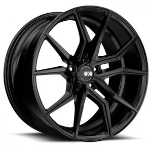 luxury wheels xo verona x253 5 lugs matte black std 700
